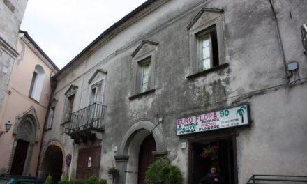 Il palazzo vescovile