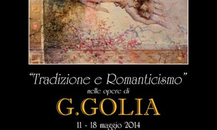 Il pittore Golia per la prima volta a Pescara