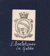 Il circondario di San Bartolomeo