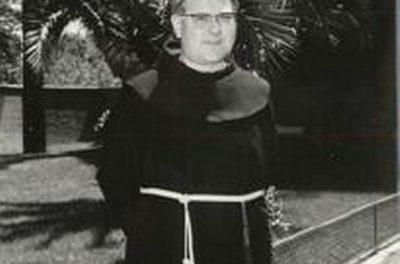 Padre Egidio Circelli OFM