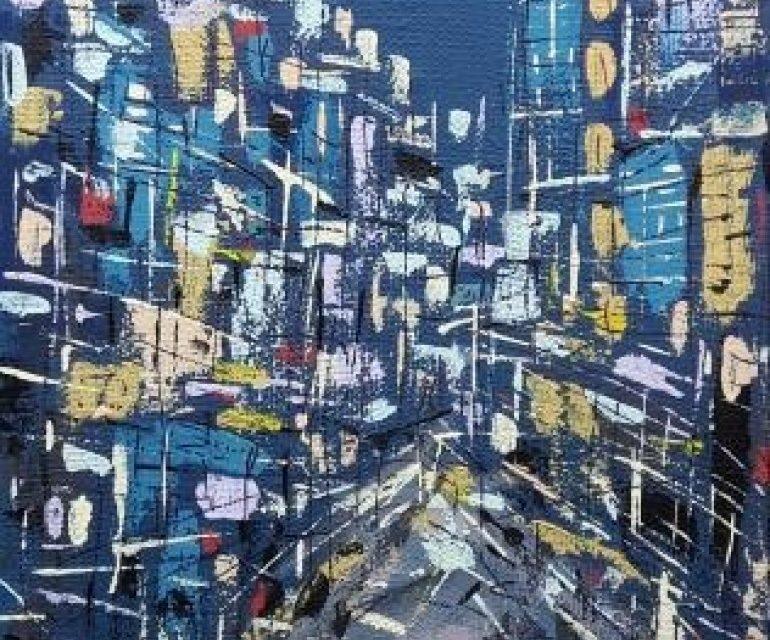 Flash city 3.0, l'artista 'Leopap' in mostra a Capri dal 4 al 12 luglio