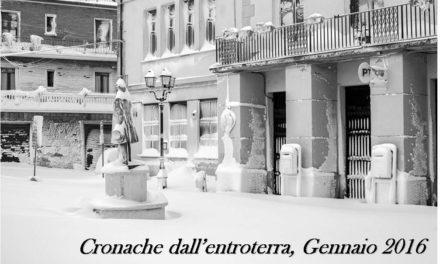 Cronache Gennaio 2016