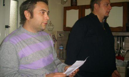 Vincenzo Palazzo, scrittore.
