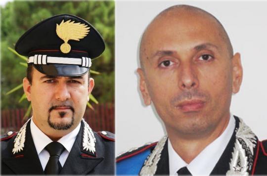 Cambio al vertice dell'arma dei carabinieri: Ficuciello va a Termoli