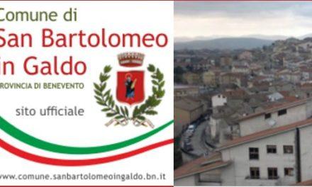 Progetto di recupero e valorizzazione del borgo rurale di San Bartolomeo in Galdo