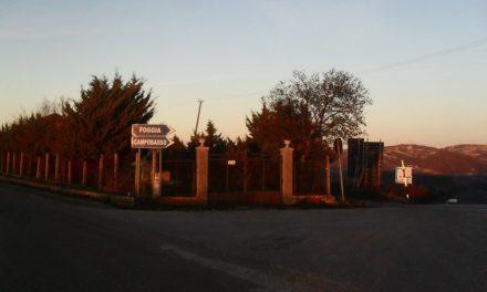 Chiude l'Amborchia: il Fortore di nuovo isolato
