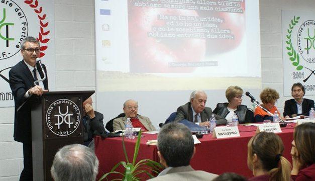 Successo per l'incontro dell'Università Popolare del Fortore sul Psr Campania