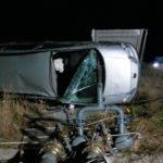 San Bartolomeo in Galdo, auto contro metanodotto: ferito 50enne