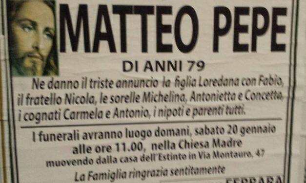 Matteo Pepe