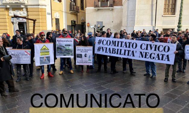 Comitato viabilità Negata Alto Fortore – Comunicato ufficiale
