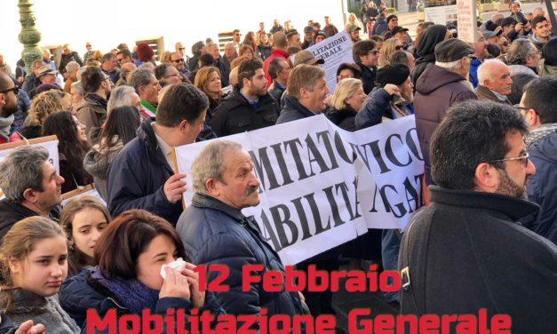 """""""Quando nasce un Comitato, sappi che le ISTITUZIONI HANNO FALLITO"""" – Benevento 12 Febbraio 2018"""