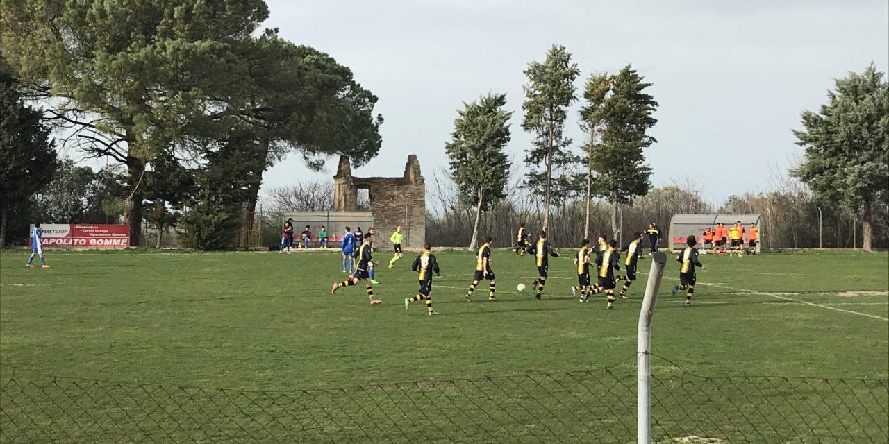 Orgoglio Portocannone, stop Fortore!