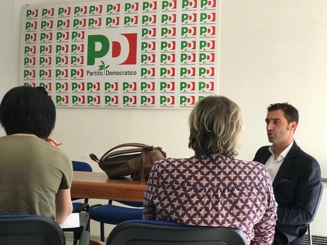 """""""Il Fortore non sarà lasciato solo"""", Mortaruolo incontra il Comitato Viabilità Negata"""