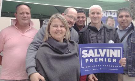 Lega Salvini premier, partecipazione per la campagna di tesseramento nel Sannio